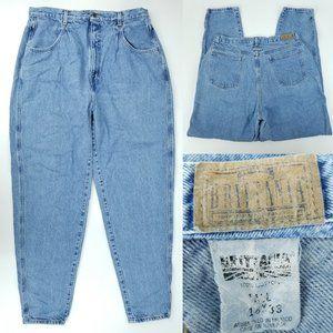 80s Brittania High Waist Mom Jeans 18 Tall 33x32